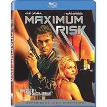 Blu-ray Risco Maximo - Dublado - Van Damme