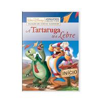 Dvd A Tartaruga E A Lebre Disney Original