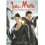 João E Maria - Caçadores De Bruxas - Dvd Dublado Lacrado