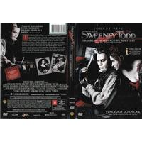 Dvd Sweeney Todd O Barbeiro Demoníaco Da Rua Fleet (28157)