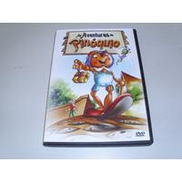 Dvd As Aventuras De Pinóquio