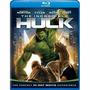 O Incrível Hulk - Blu Ray - Importado
