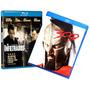 Blu Ray 300 + Os Infiltrados - Original