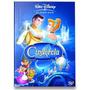 Dvd Cinderela Edição Especial 1ª Edição Disney Novo Lacrado