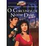 Dvd Original Do Filme O Corcunda De Notre Dame
