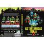 Dvd As Tartarugas Ninjas 2 (semi Novo).