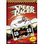 Speed Racer * Volume 5 * 8 Episódios * Dvd * Frete Grátis Br