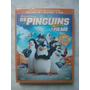Blu-ray 3d+bd+dvd Os Pinguins De Madagascar C/ Luva Lacrado