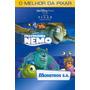 Pixar Procurando Nemo + Monstros S.a.