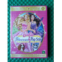 Dvd Barbie A Princesa E A Popstar - Novo Original Lacrado