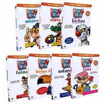 Bebê Mais - Coleção Infantil - 11 Dvds Frete Grátis