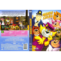 Dvd Manda Chuva - O Filme, Infantil, Original