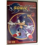 Dvd Anime Sonic X Original Raro