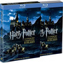 Box Blu-ray - Saga Completa Harry Potter 1-7b (8 Discos)