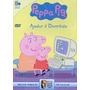 Peppa Pig Dvd Ajudar É Divertido