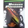 Velozes E Furiosos 1 - Dvd
