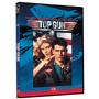 Dvd Top Gun Ases Indomaveis (1986) - Novo Lacrado Original