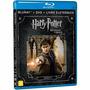 Harry Potter E As Relíquias Da Morte 2 - Blu Ray + Dvd, Dub/