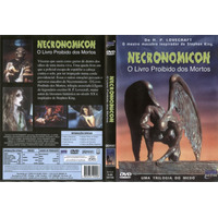 Necronomicon O Livro Proibido Dos Mortos Dvd Original Novo
