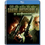 Santos Justiceiros 2 Blu-ray Seminovo