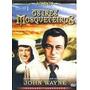 Dvd - Coletanea Os 03 Mosqueteiros John Wayne - Vol 01-02-03