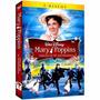 Dvd Mary Poppins - Edição De 45º Aniversário (duplo) Lacrado