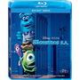 Blu-ray - Monstros S.a. (lacrado) Disney - Duplo!