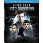 Star Trek - Além Da Escuridão - Blu Ray 2d + Dvd, C/luva