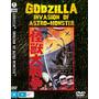 Godzilla Invasion Of Astro-monster/monster Zero - Filme Box