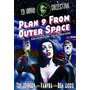 Plano 9 Do Espaço Sideral Dvd Bela Lugosi Aliens Vampira