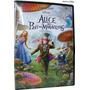 Dvd Alice No Pais Das Maravilhas O Filme Orig/usado Frete Gr