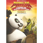 Kung Fu Panda Lendas Do Dragão Guerreiro Dvd Original