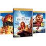Dvds Rei Leao Trilogia 3 Dvds Originais Disney Novos Lacrado