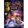 Dvd A Princesa E O Sapo Disney Original Novo Lacrado