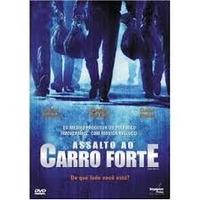 Dvd - Assalto Ao Carro Forte - Original