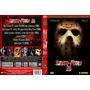 Coleção Sexta Feira 13 Volume 2 Dublado 6 Dvds