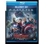Os Vingadores - Era De Ultron - Blu-ray 3d Frete Gratis