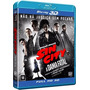 Blu-ray 3d Original Do Filme Sin City 2 - A Dama Fatal