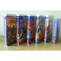 Lote 6vhs Importado Original The Land Before Time Busca Vale