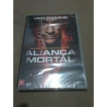 Dvd Aliança Mortal - Jean Claude Van Damme