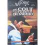 Dvd -um Colt Para Os Filhos Do Demonio - Original - Lacrado