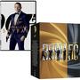 007 James Bond - Coleção Completa Todos Os 23 Filmes (23 Dvd