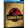 Jurassic Park (trilogia - Blu Ray / Novo Lacrado)