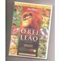 O Rei Leão - Trilogia 3 Dvds Box Lacrado
