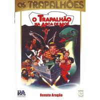 Dvd O Trapalhão Na Arca De Noé Os Trapalhões Original