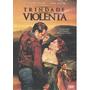 Dvd - Trintade Violenta - Charlton Heston - Faroeste Raro