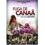 Dvd Fuga De Canaã Cine Nacional Migração Alemã Raro
