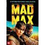 Dvd Filme Mad Max Estrada Da Fúria - Lacrado Original Novo