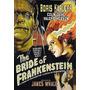 Dvd A Noiva De Frankenstein ( Boris Karloff ) Dublado
