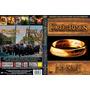 Coleção Senhor Do Anéis 1,2 E 3 + Hobbit 1,2 E 3 Com 6 Dvds